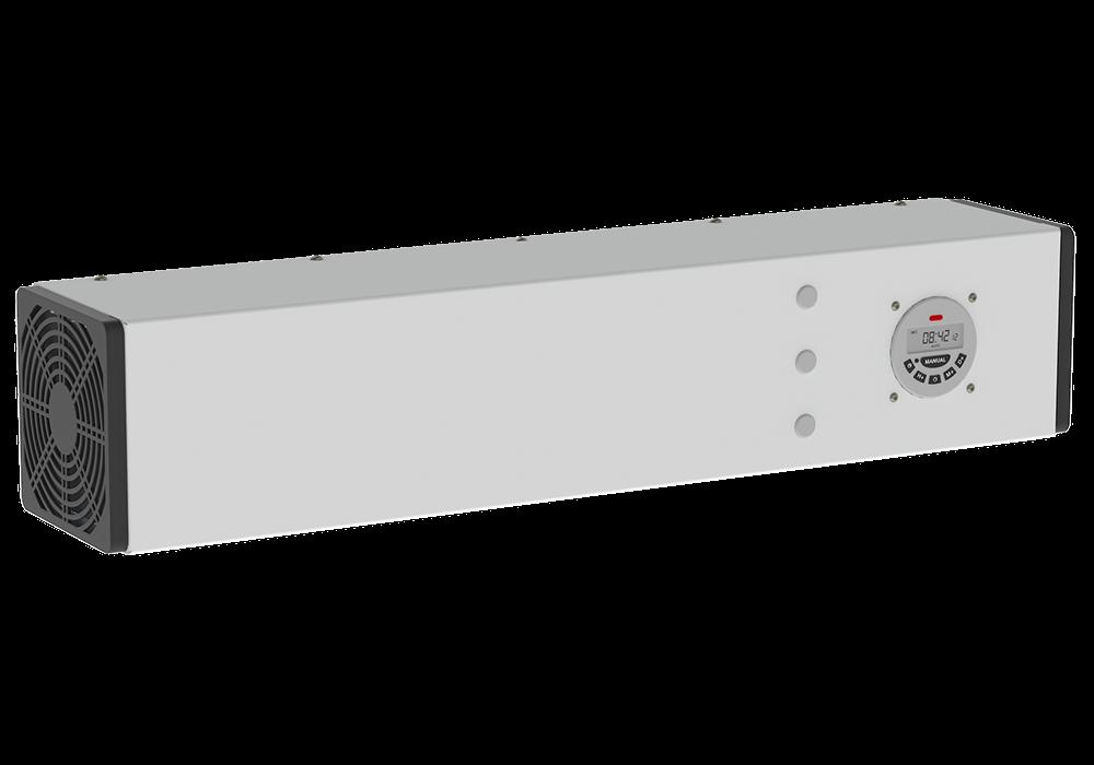 Настінний бактерицидний рециркулятор AntiBact Air (AAH-15-1) Turbo