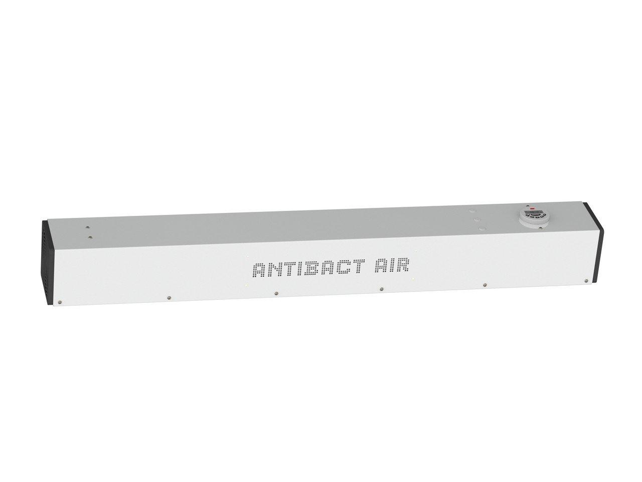Настінний бактерицидний рециркулятор AntiBact Air (AAH-30-2)