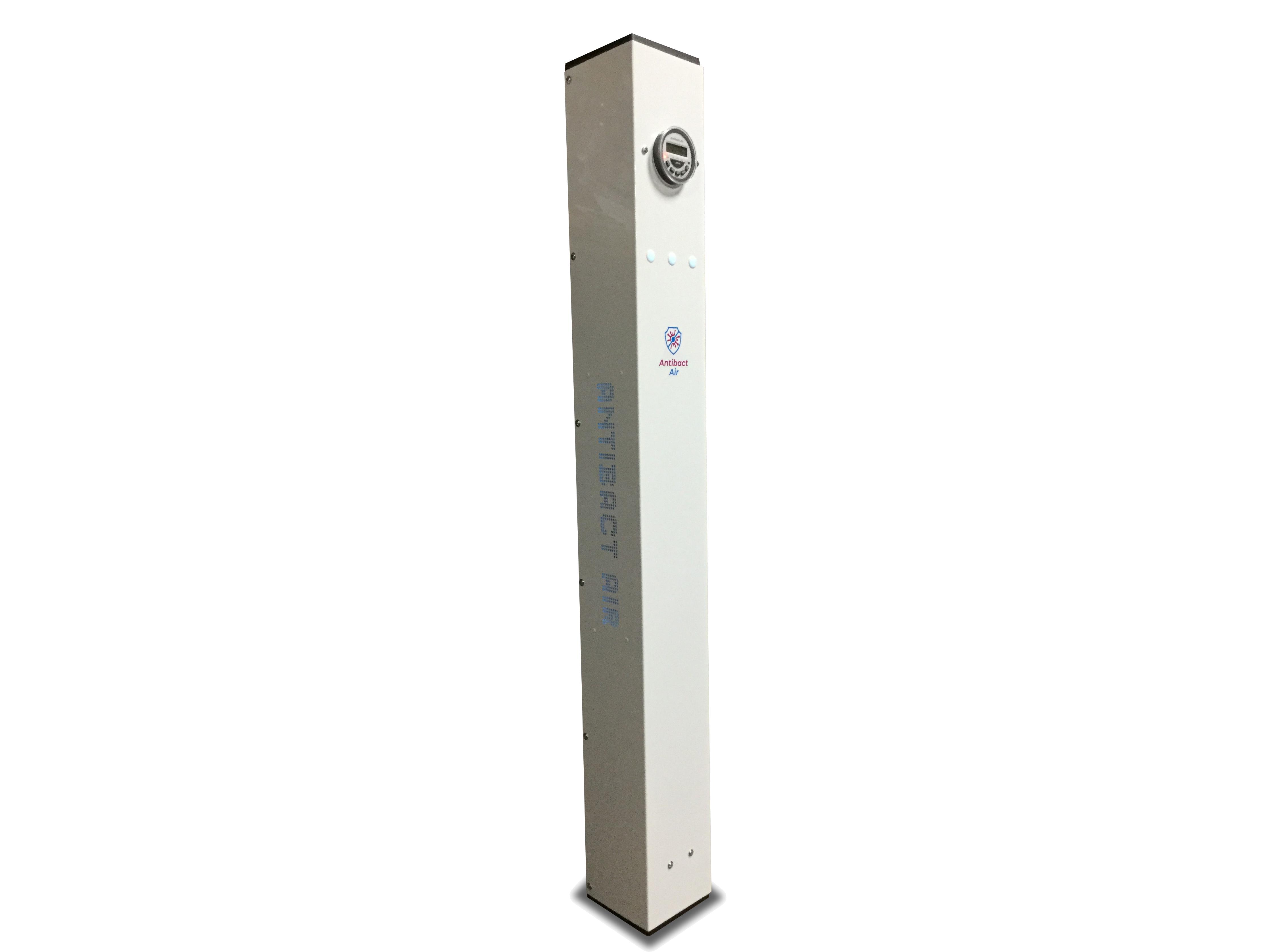 Настінний бактерицидний рециркулятор AntiBact Air (AAV-30-3)